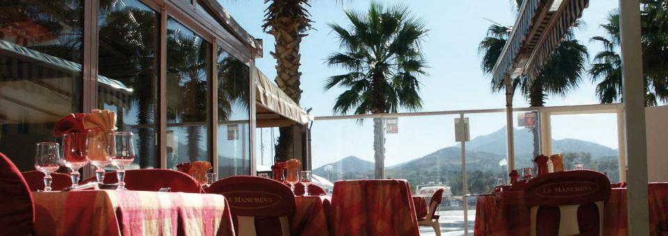 Restaurant Le Manureva. Port Argelès - 66700 Argelès-Sur-Mer